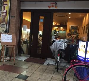 天神橋筋純喫茶探訪記■カフェ ソララ