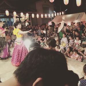 淀川天神社納涼夏祭り