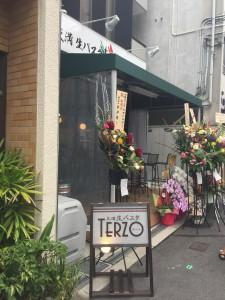 天満生パスタ「terzo(テレッツォ)」オープン