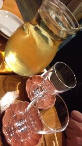 肉と魚とがぶ飲みワイン食堂「バールマン 天六店」