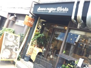 【本格カフェ】SANWA COFFEE WORKSさん