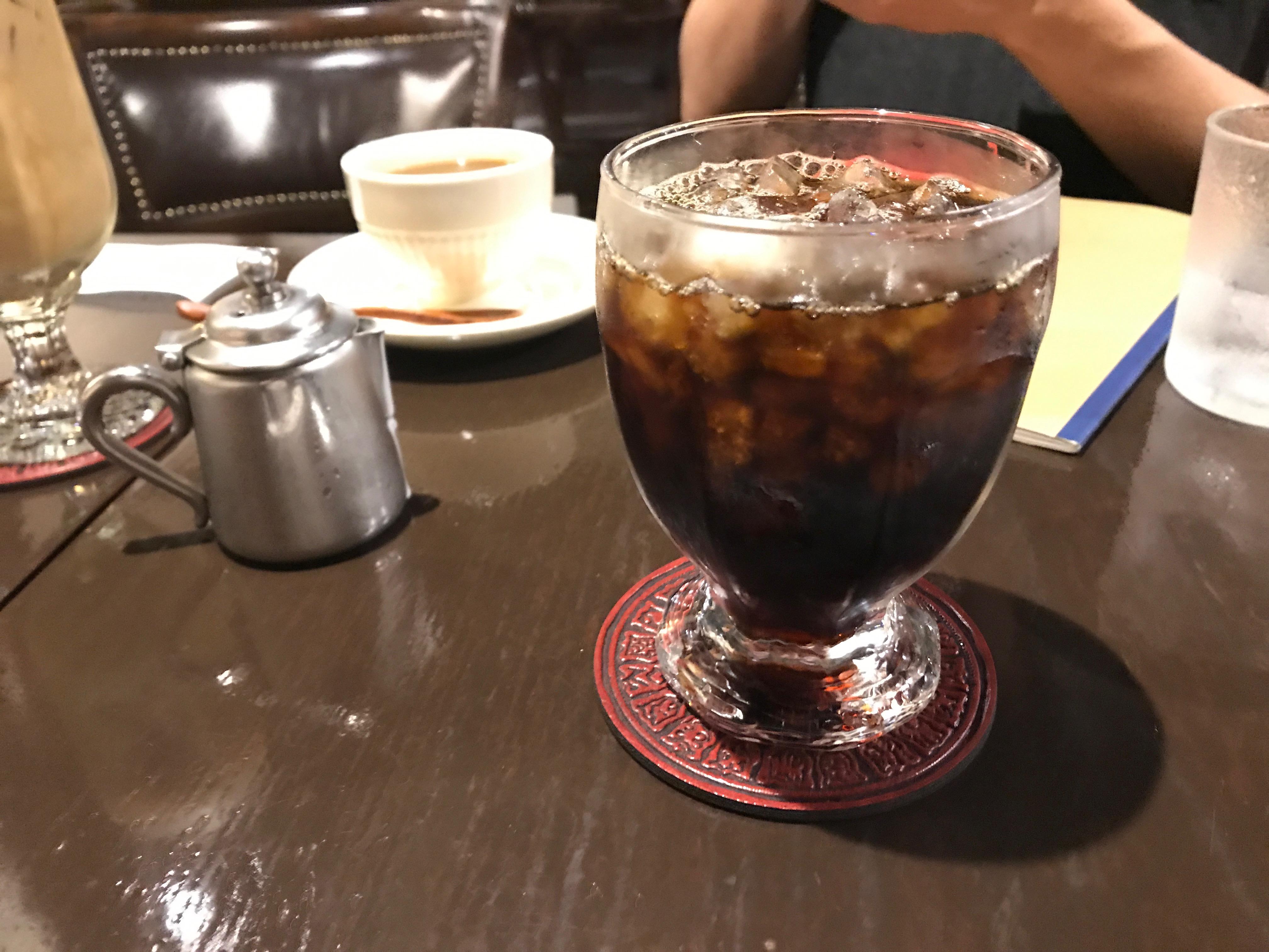 【天神橋筋純喫茶探訪記】水出しサイフォンなコーヒーをいただ..