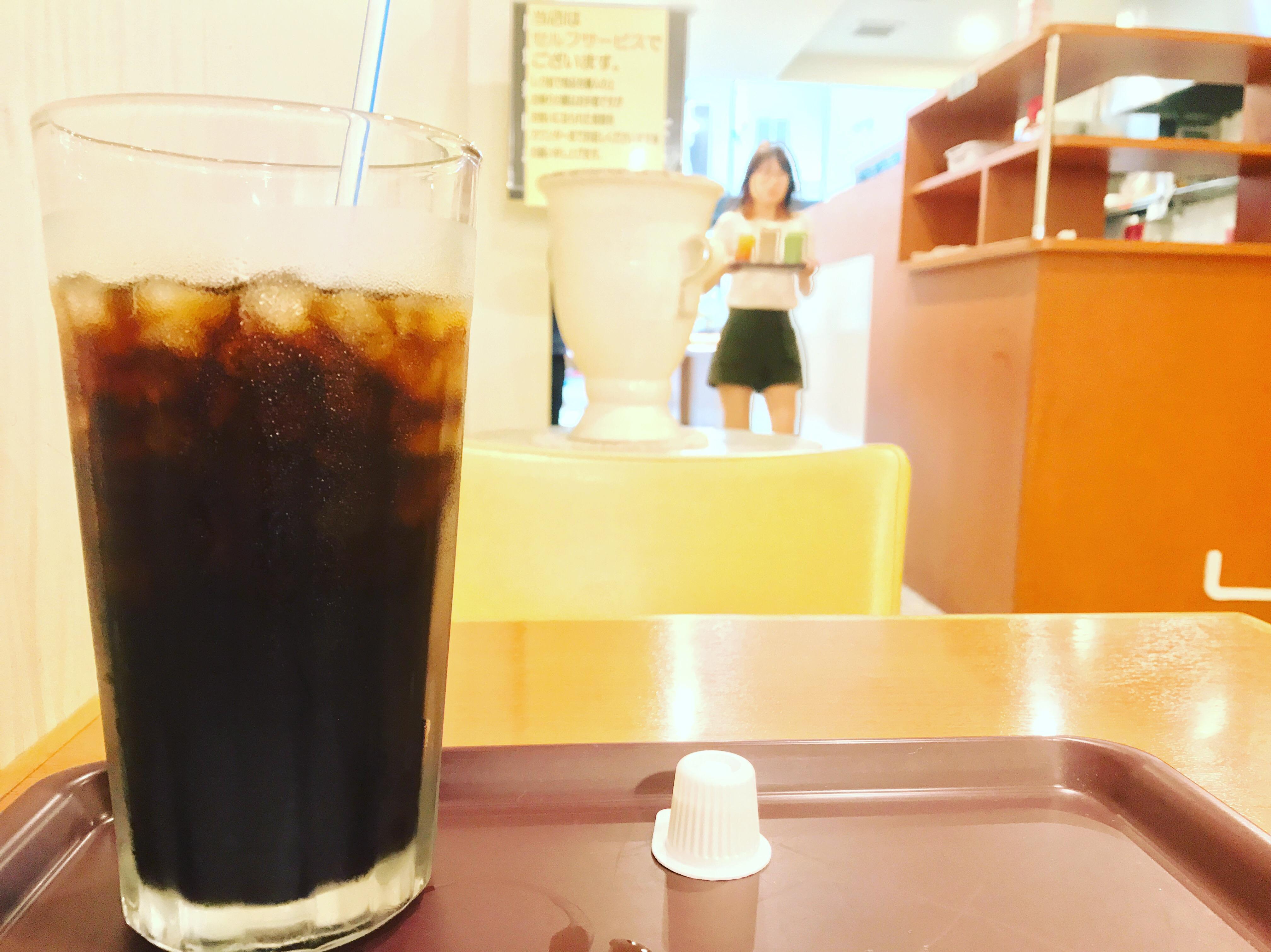 【天神橋筋純喫茶探訪記】坂井珈琲の【てんオシ】アイスコーヒ..